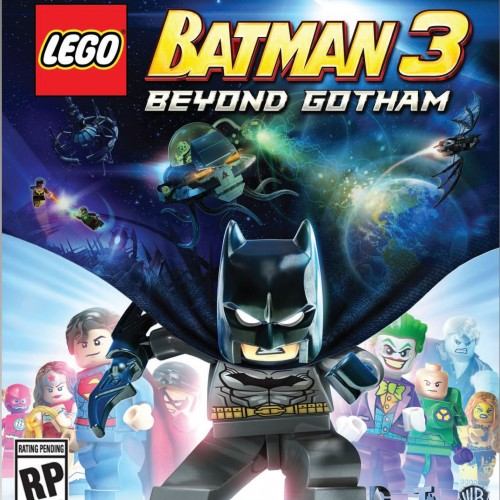 LEGO Batman 3: Beyond Gotham releasing November 11th