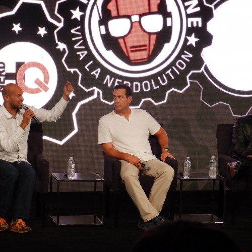 SDCC 2014: Nerd HQ's Let's Be Cops – Conversation for a Cause