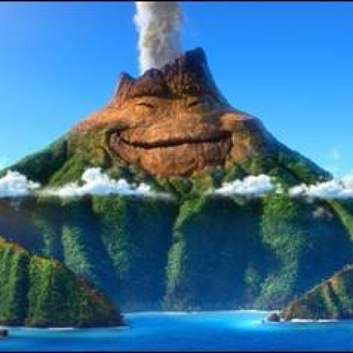 Watch the first look clip for Pixar's animated short, Lava