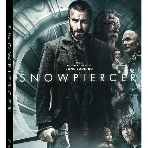 Snowpiercer, starring Chris Evans, heads to Blu-ray and DVD on October 21st
