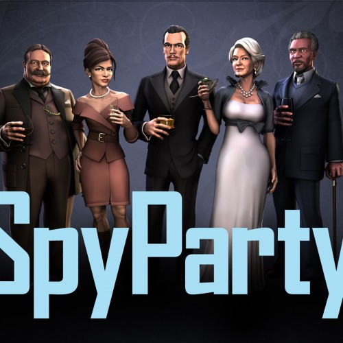 PAX Prime 2014: Welcome to the Spy Party