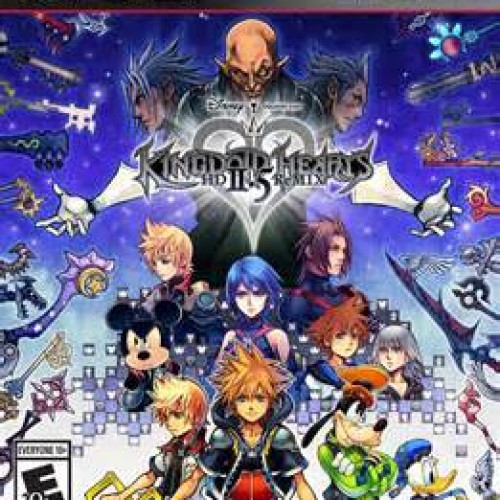 Kingdom Hearts HD 2.5 ReMIX trailer shows off new features