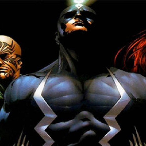 Marvel is bringing The Inhumans to the big screen