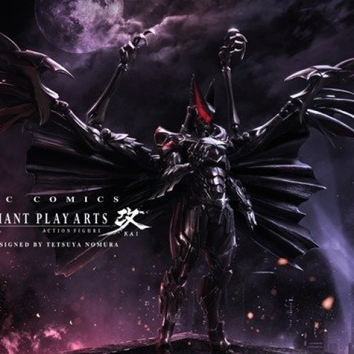 SDCC 2014: Nomura interview on his first Batman Variant Play Art figure