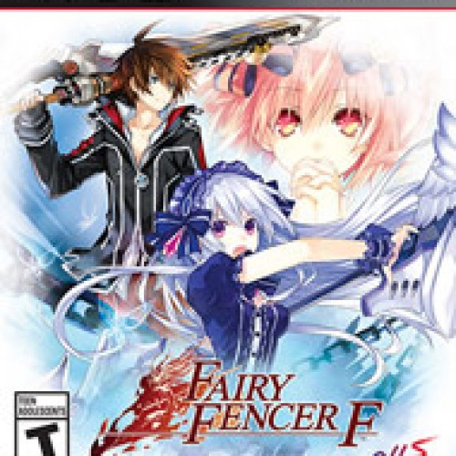 Fairy Fencer F (PS3 review)