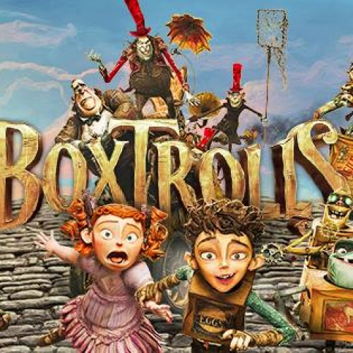 Movie review: The Boxtrolls