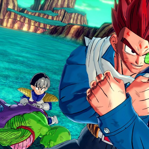 Brand new characters try to change the Dragon Ball Z history in Dragon Ball Xenoverse