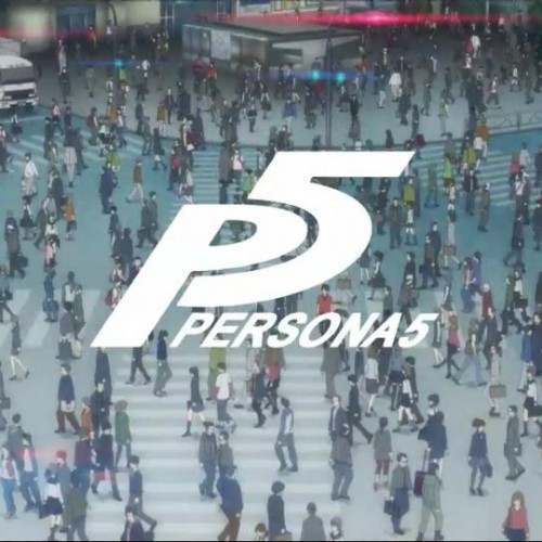 Persona 5 will be released for both PlayStation 4 and PlayStation 3