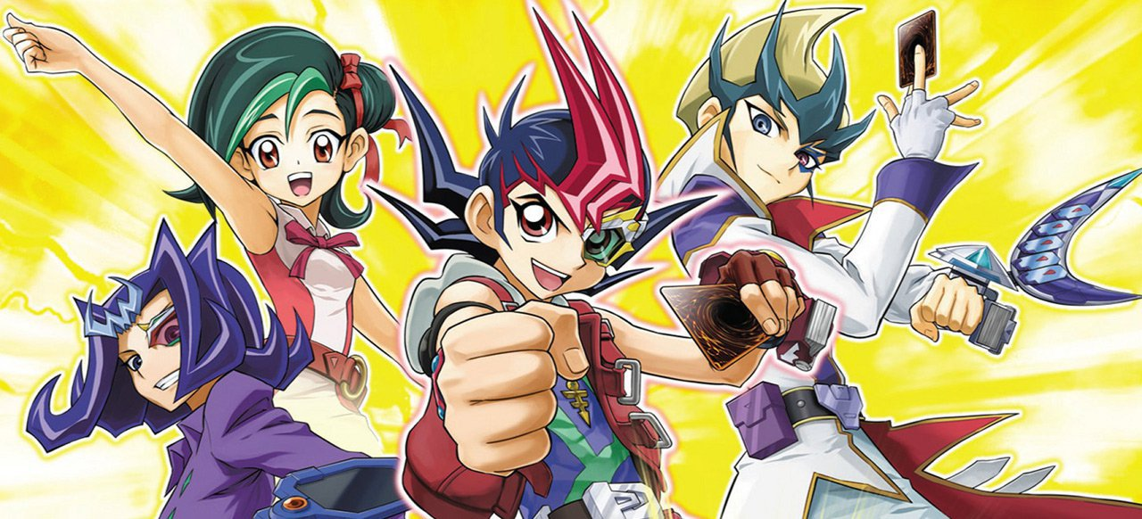 Yu-Gi-Oh! ZEXAL World Duel Carnival now available for the