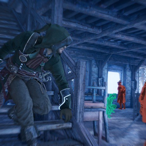 Assassin's Creed Unity Co-op Heist Mission 11-minute gameplay video