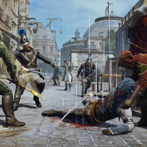 Ubisoft offers free DLC and a game for Assassin's Creed Unity issues