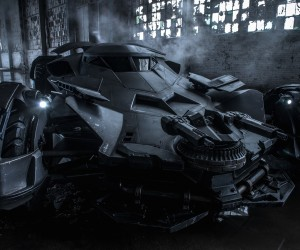 Batmobile batman v superman dawn of justice
