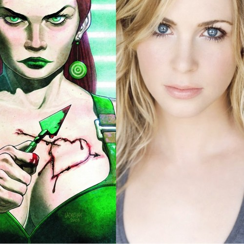 Supernatural's Amy Gumenick joins Arrow as obsessed fan