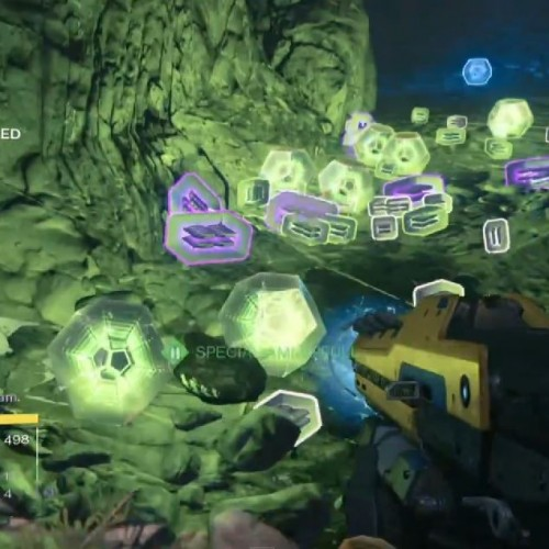 Say goodbye to farming in the Destiny cave