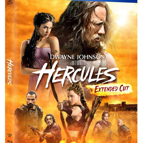 Hercules heads to Blu-ray and DVD November 4th