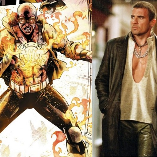 Prison Break's Dominic Purcell joins The Flash cast