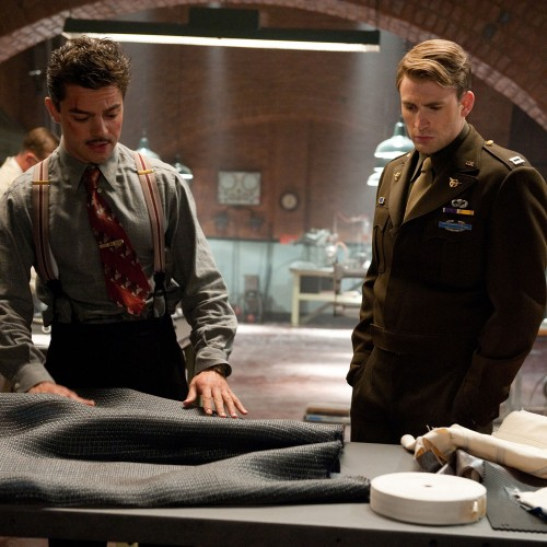 Dominic Cooper officially to return as Howard Stark in Agent Carter series