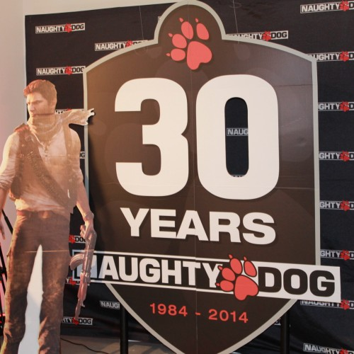 Naughty Dog 30th Anniversary event photos from Gallery Nucleus