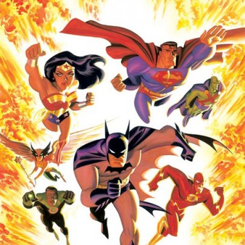 Darker Justice League coming as a three-part animated series