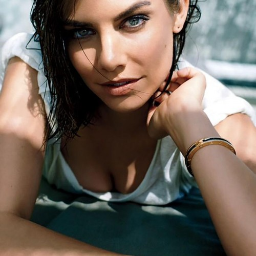 The Walking Dead's Lauren Cohan does sexy GQ shoot