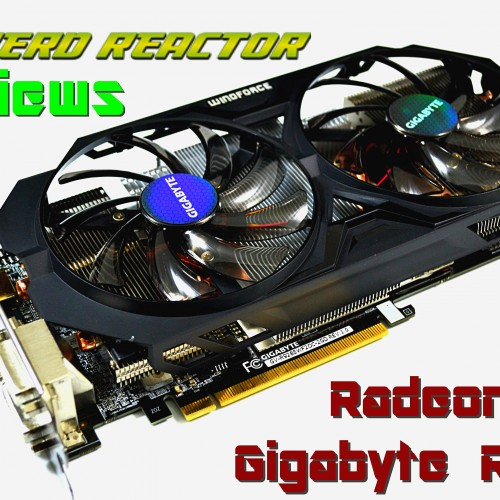 Gigabyte Radeon R285 Review, finally some Tonga action