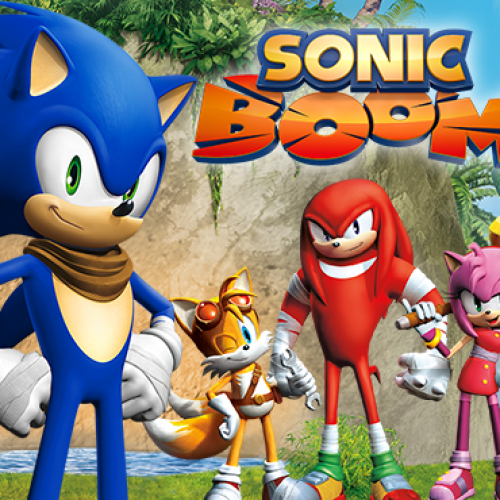 Sonic Boom is a hit on Cartoon Network!
