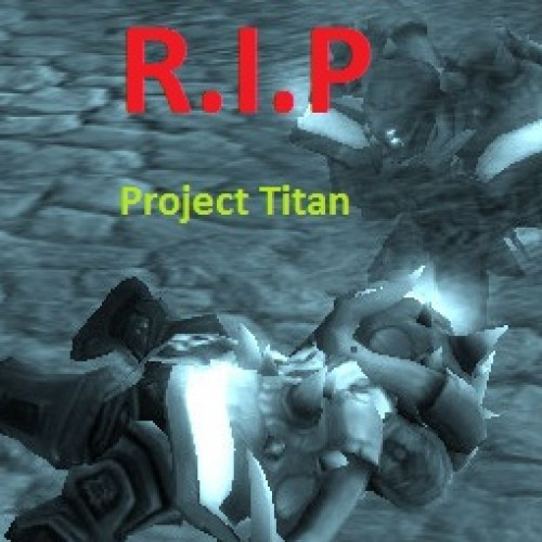 Blizzard scraps 'Titan' after seven years in development