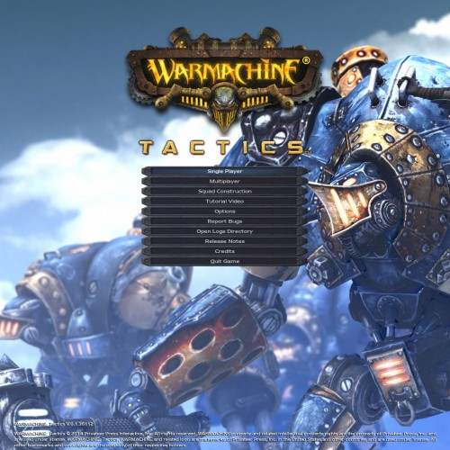 First look into the Warmachine Tactics Early Access – Scrap Some Jacks