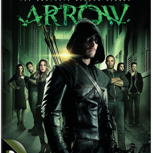 Arrow: The Complete Second Season Blu-ray review