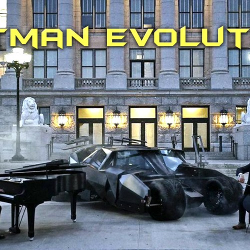 The Piano Guys perform epic Batman themes through the decades