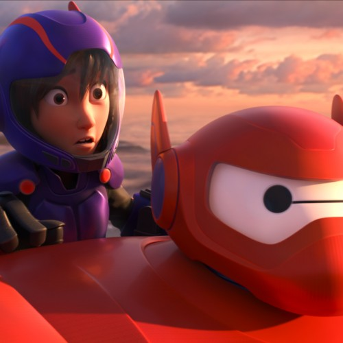 Disney's Big Hero 6 wins Best Animated Feature at Oscars 2015