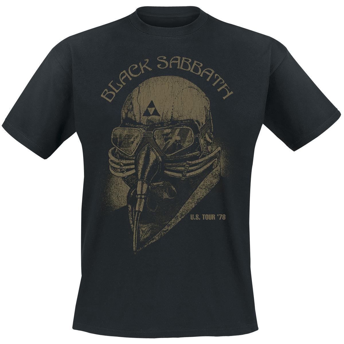 Black sabbath t shirt iron man - Black Sabbath