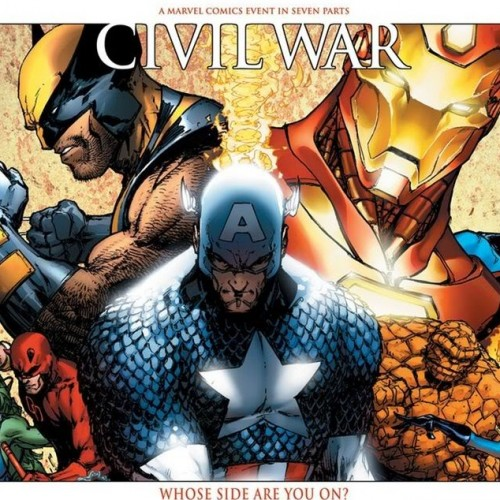 Captain America director says Marvel's Civil War movie unlikely