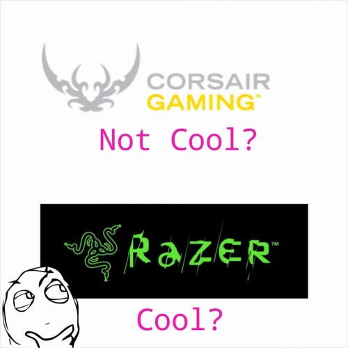 Corsair criticized for new 'Tramp Stamp' logo…really? (Opinion)