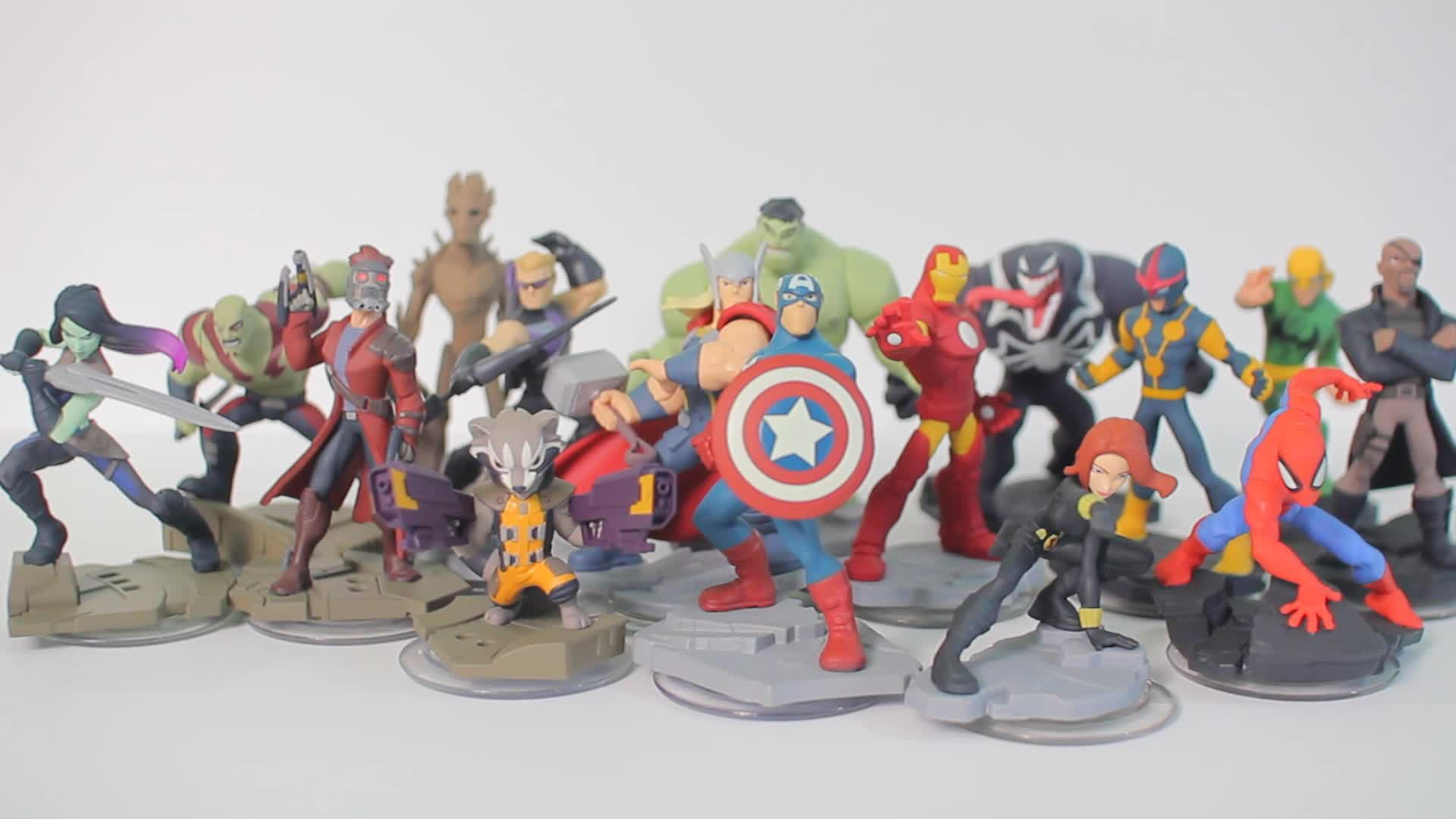 Disney infinity marvel super heroes 2 0 edition review nerd