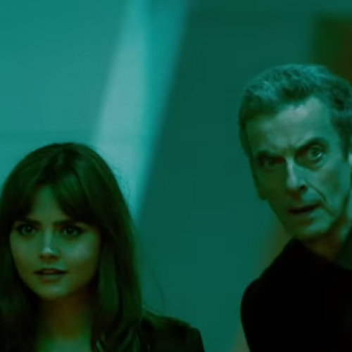 Doctor Who: More on 'Time Heist' episode and Capaldi's thoughts on the Doctor