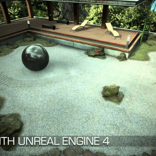 Epic Zen Garden, the beautiful tech demo powered by Unreal 4, is now available on iOS