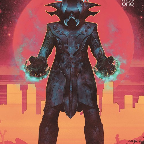 Grant Morrison's Annihilator #1 (comic review)