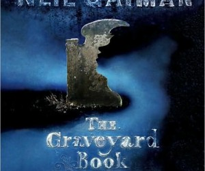 graveyard book audio
