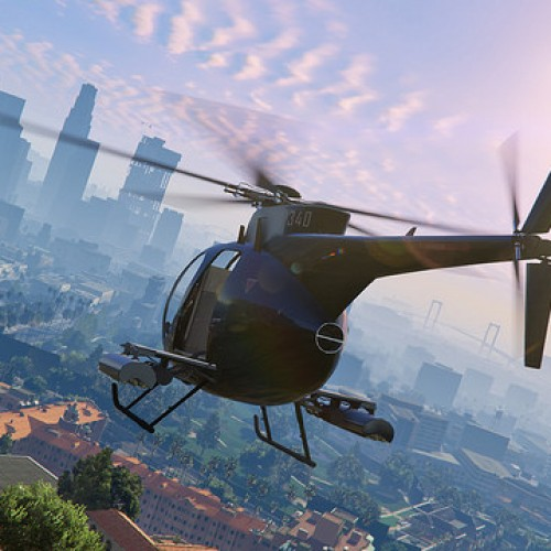 Grand Theft Auto V launch trailer out for PS4 and Xbox One