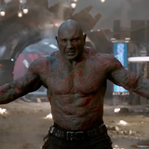 Bautista in Avengers 3 confirms Thanos being the main villain?