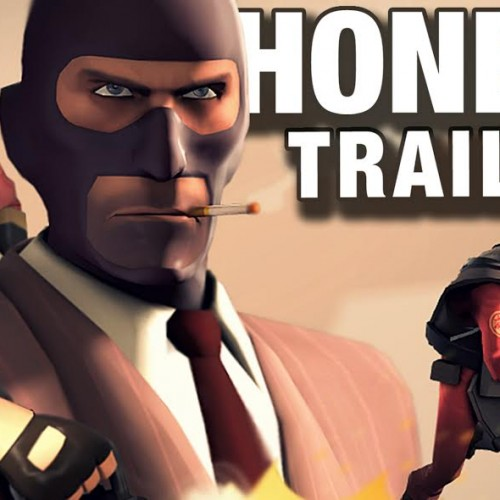 Honest Game Trailers does Team Fortress 2