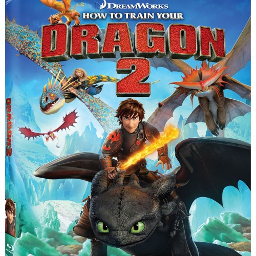 How To Train Your Dragon 2 coming to Blu-ray and DVD November 11th