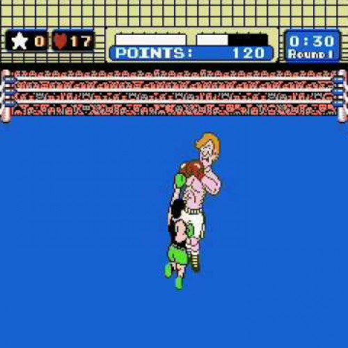 Kids can't beat Glass Joe in Mike Tyson's Punch-Out