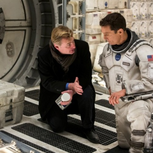 Christopher Nolan says haters need to watch Interstellar again