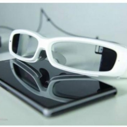 Sony SmartEyeglass to compete against Google Glass