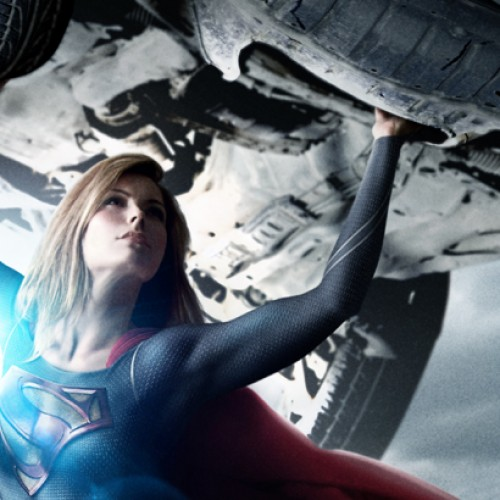 CBS' Supergirl audition tapes surface for roles of Supergirl and Jimmy Olsen
