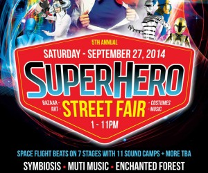 superhero weekend sf
