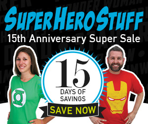 superherostuff sale