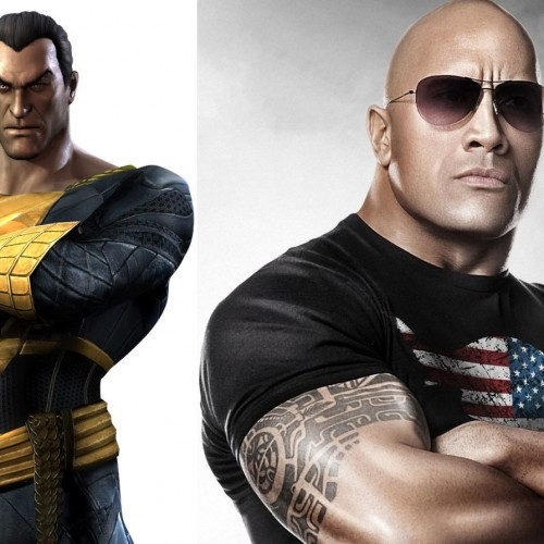 Dwayne Johnson on Black Adam's possibility of joining the Justice League